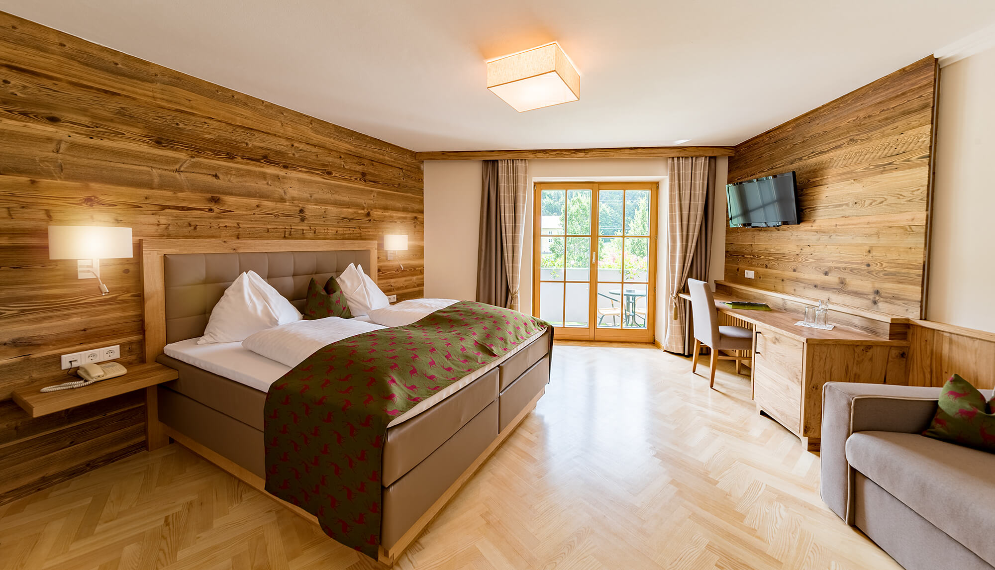Zimmer Landhotel-Gasthof Drei Eichen